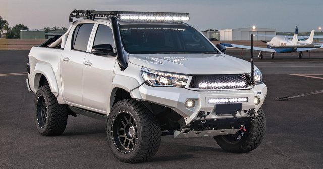Rival 4x4 Hilux 5