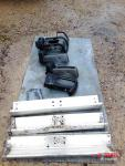 Nissan Patrol Y60/Y61 nárazníky, stupačky, nášlapy